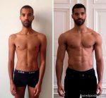 Фитнес мужчины фото до и после – 20 невероятных фитнес преображений людей: До и После