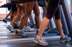 На дорожке беговой – эффективная техника бега для похудения и против целлюлита.