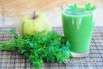 Яблоко огурец смузи – Зелёный смузи с огурцом и яблоком рецепт с фотографиями