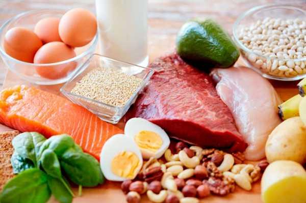 Правильное питание для похудения бодибилдера